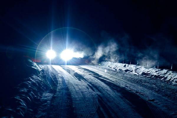 custom car headlight
